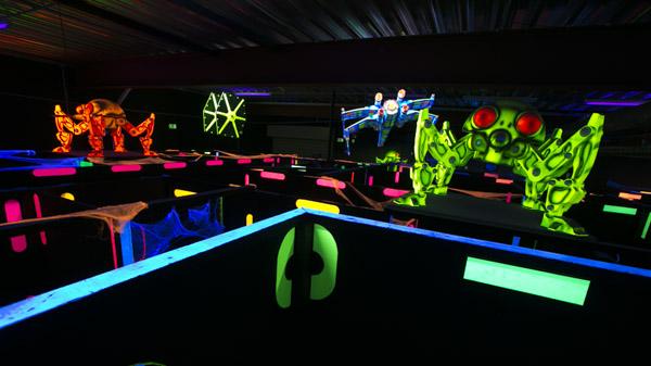 Lasergame en España
